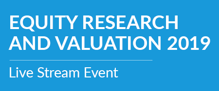 Equity and Research Valuation Conference 2019